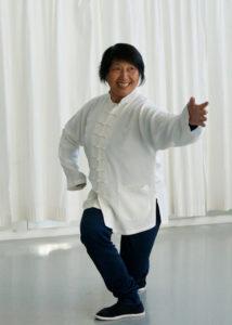Taijimester Shen Jin